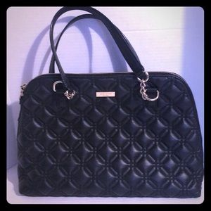 Beautiful Kate Spade Quilted Satchel Bag❤️❤️❤️